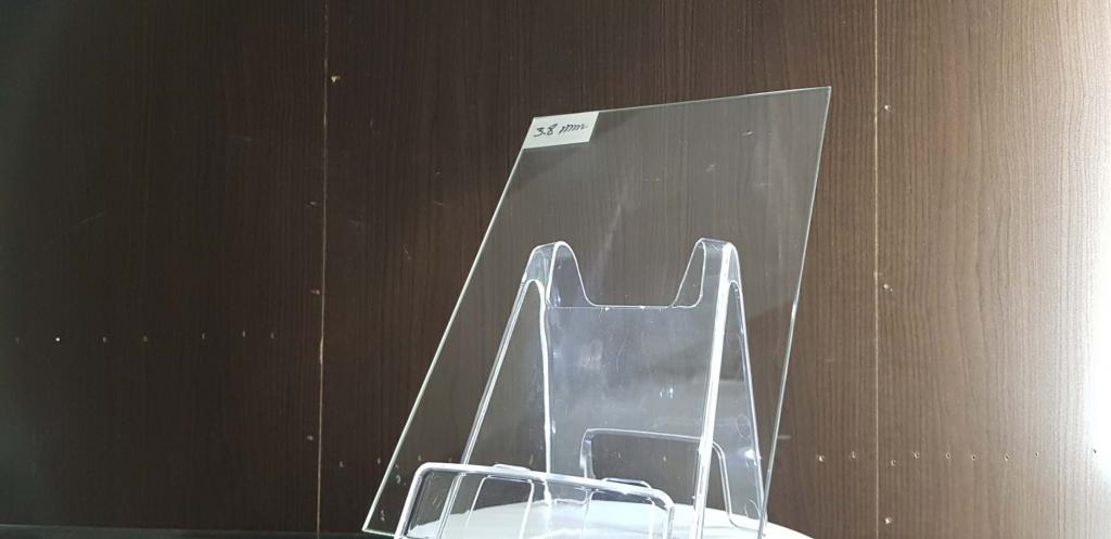 高硼硅平板玻璃