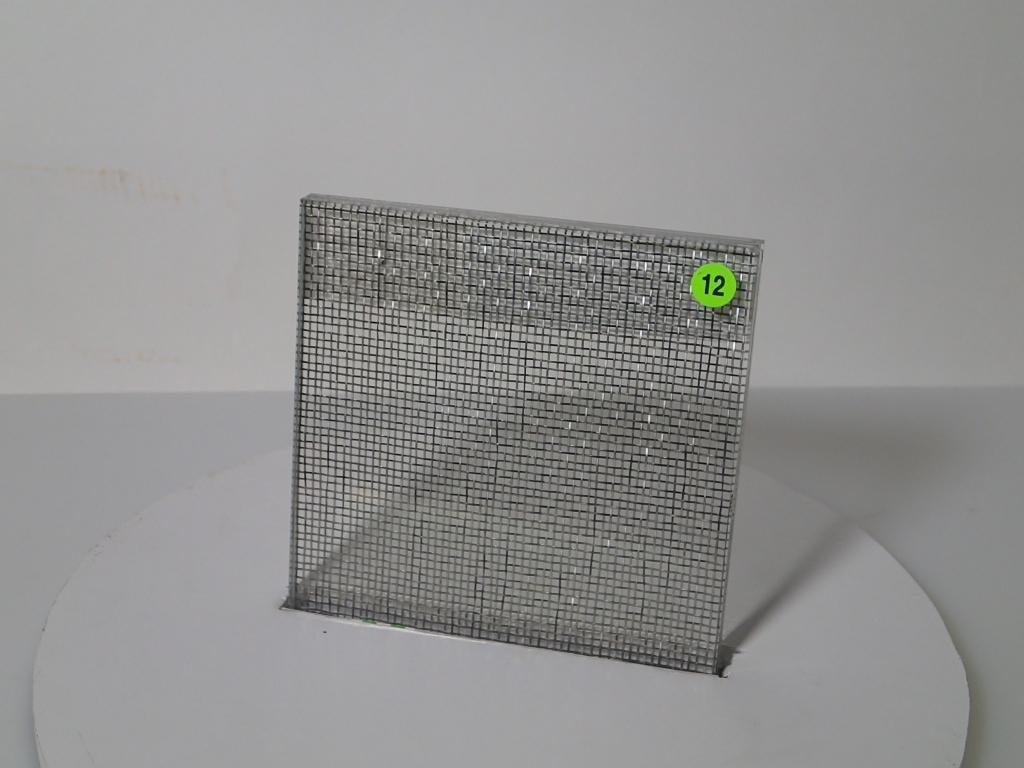 金屬夾紗玻璃
