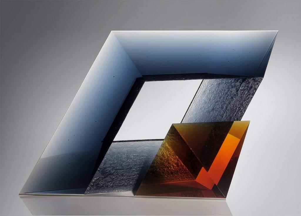 歐洲玻璃之美