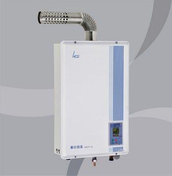 數位恆溫13L 和成牌熱水器GH579Q