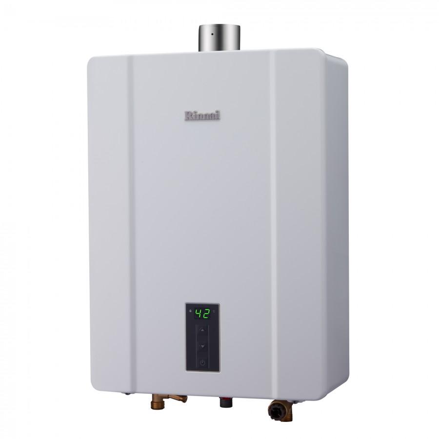 數位恆溫13L 林內牌熱水器RUA-C1300WF