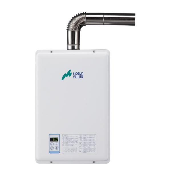 數位恆溫FE式-16L 豪山牌熱水器H-1690FE