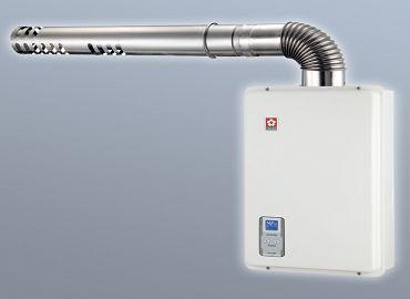 數位恆溫12L 櫻花牌熱水器SH-1288