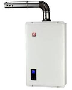 數位恆溫16L 櫻花牌熱水器DH-1633/ DH-1631