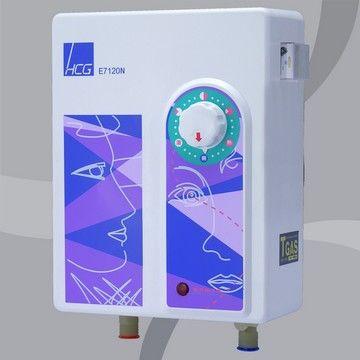 即熱式5段電能和成牌電熱水器E7120N