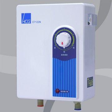 即熱式電能和成牌電熱水器E7122N