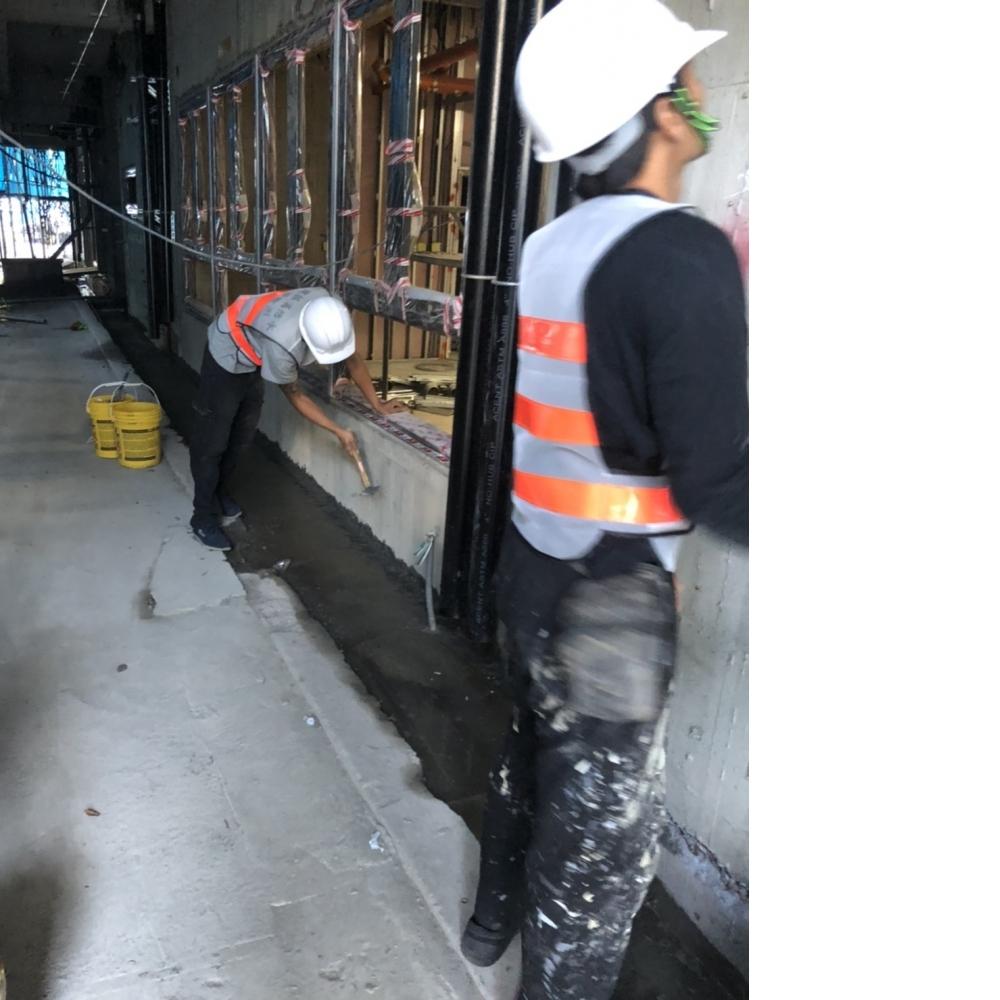 新建場防水工程