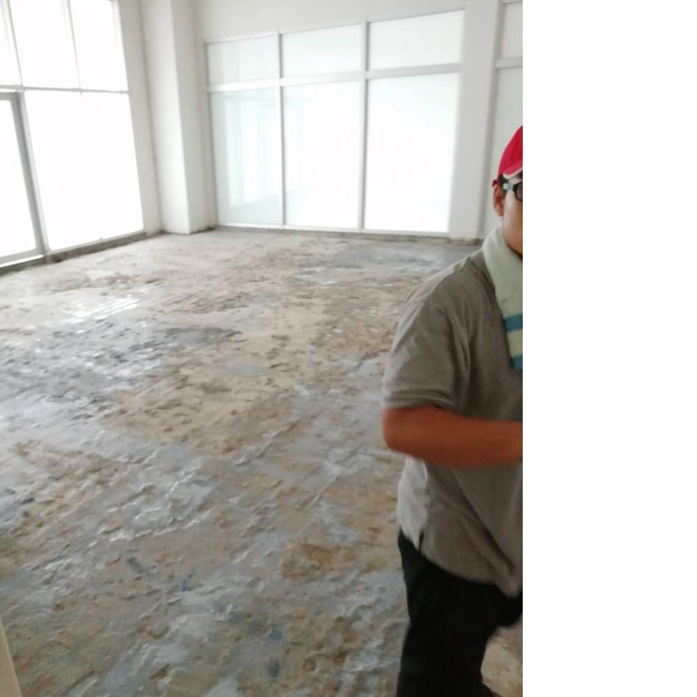 桃園防水-華泰名品outlet室內地坪防潮防熱工程