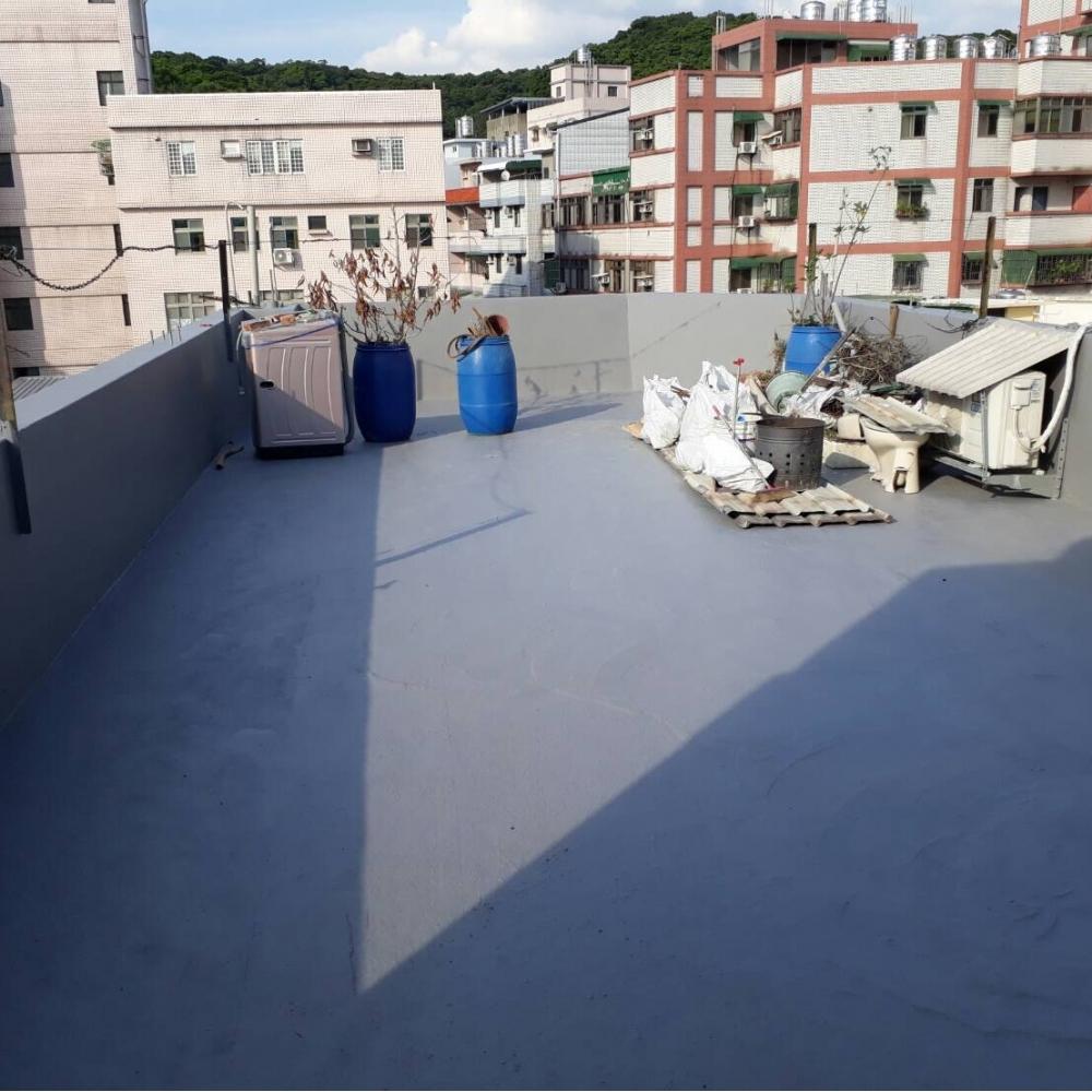 龜山區頂樓地坪防水隔熱工程