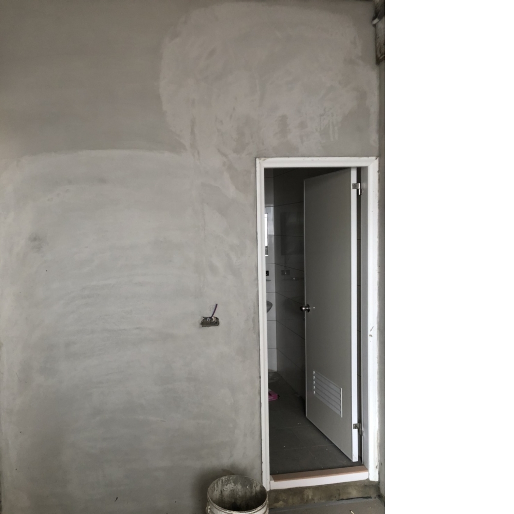 新建廁所隔間工程-桃園老屋翻新