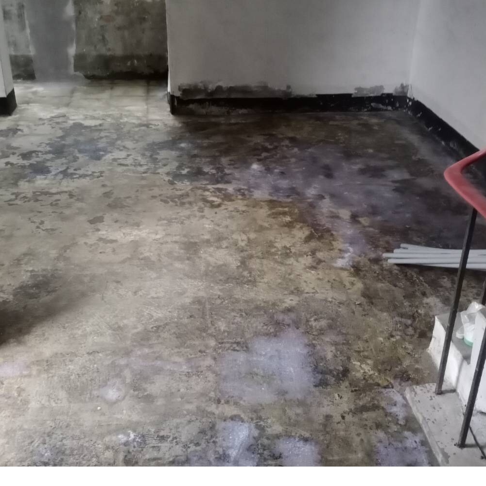 室內地坪防水工程-桃園舊屋翻新