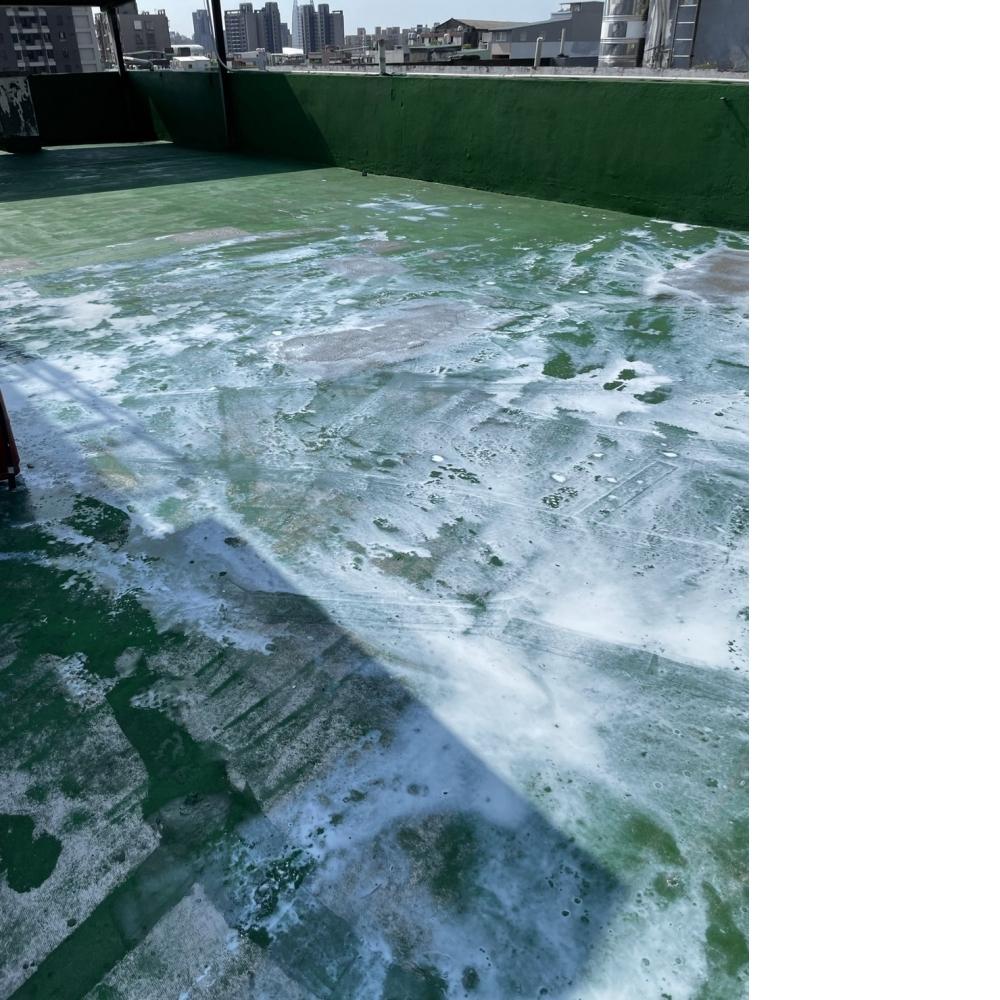 龜山區頂樓防水隔熱保養工程
