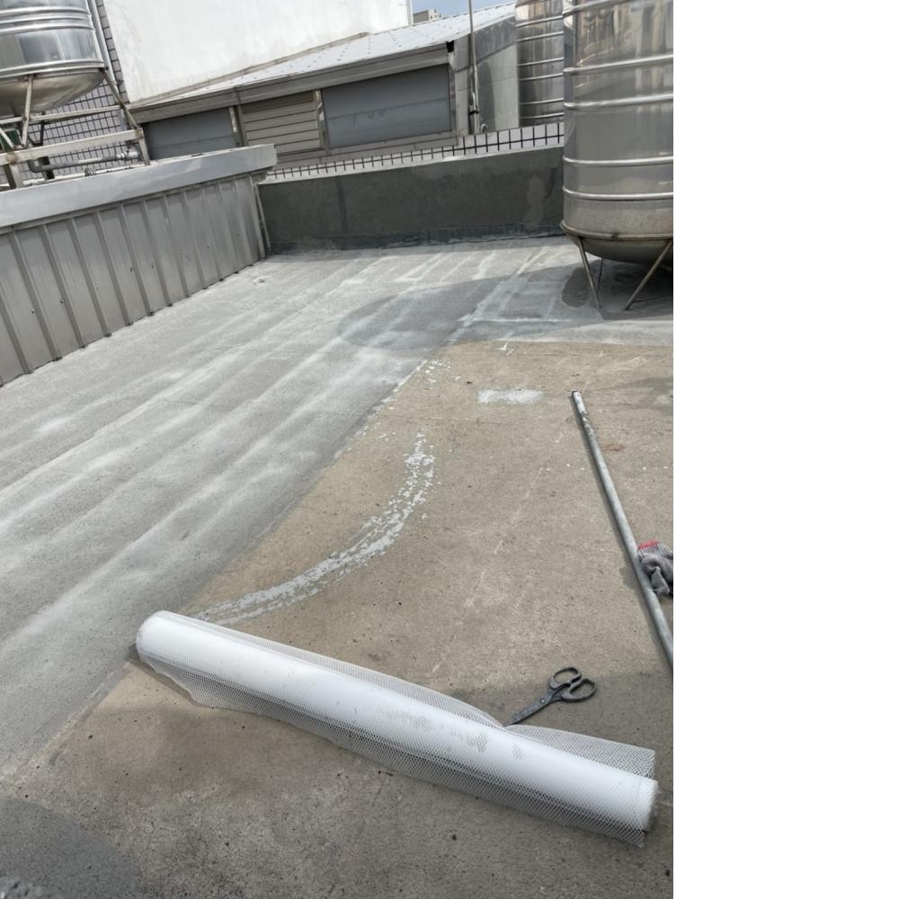 楊梅區頂樓防水工程