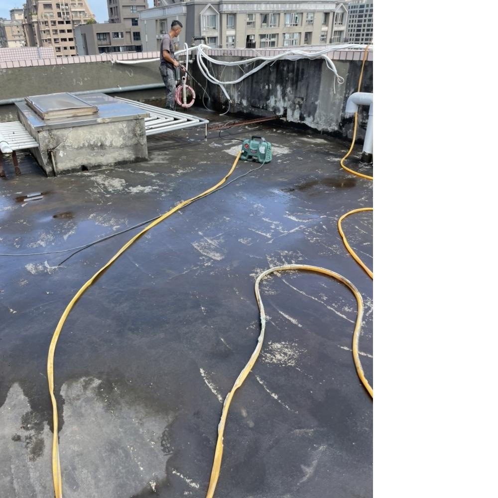 林口區頂樓防水工程