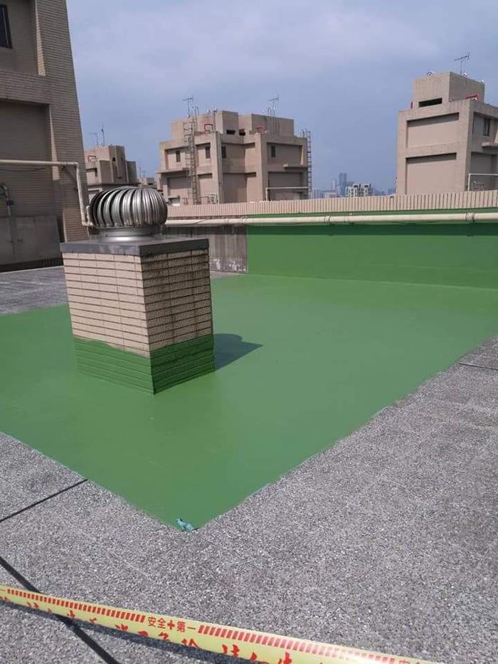 屋頂防水止漏