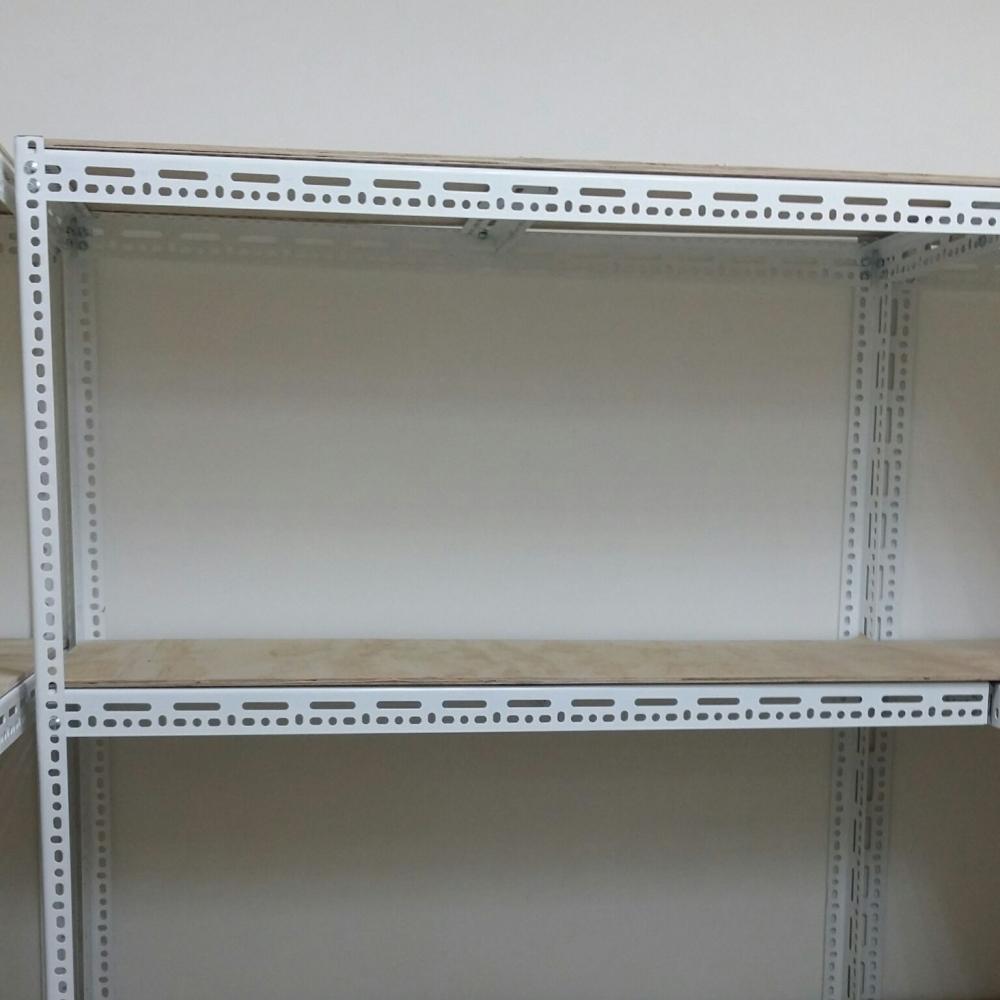 白色萬能角鋼架