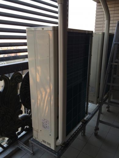 冷氣安裝施工