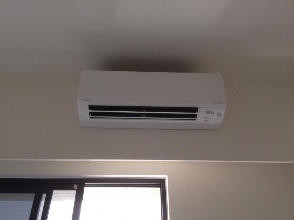 台中分離式冷氣安裝