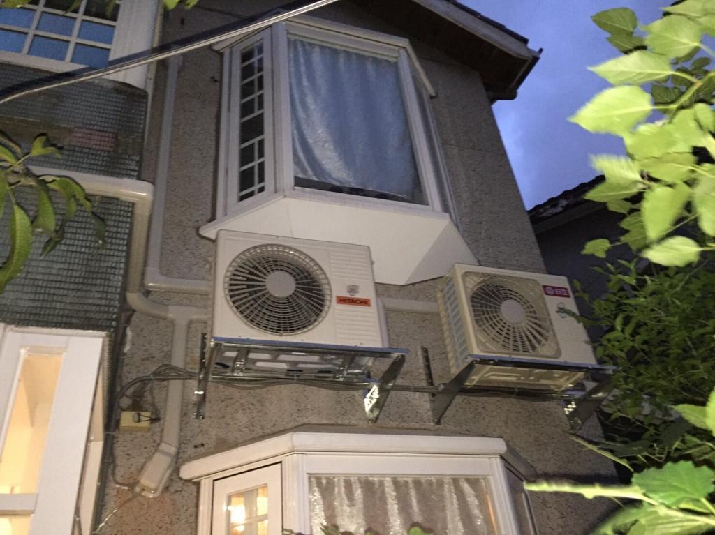 彰化分離式冷氣安裝