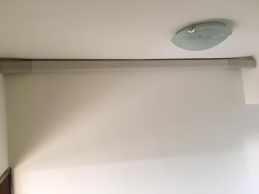 室內銅管管槽美化工程