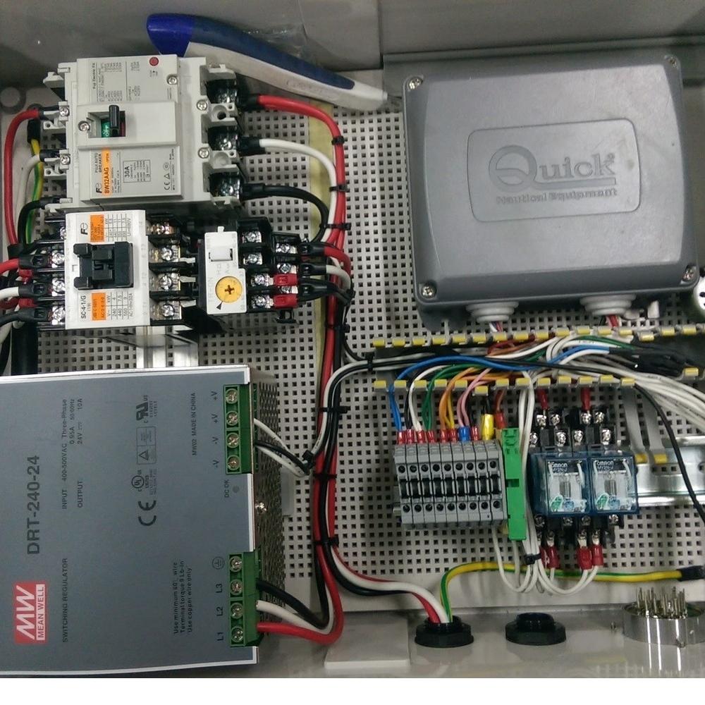 油壓控制盤設計施工