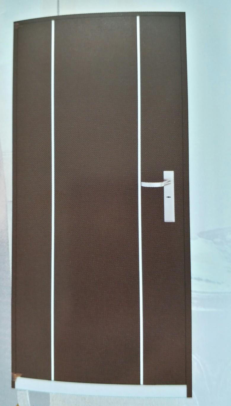 卡登紅鐵砂90x210cm-硫化銅門