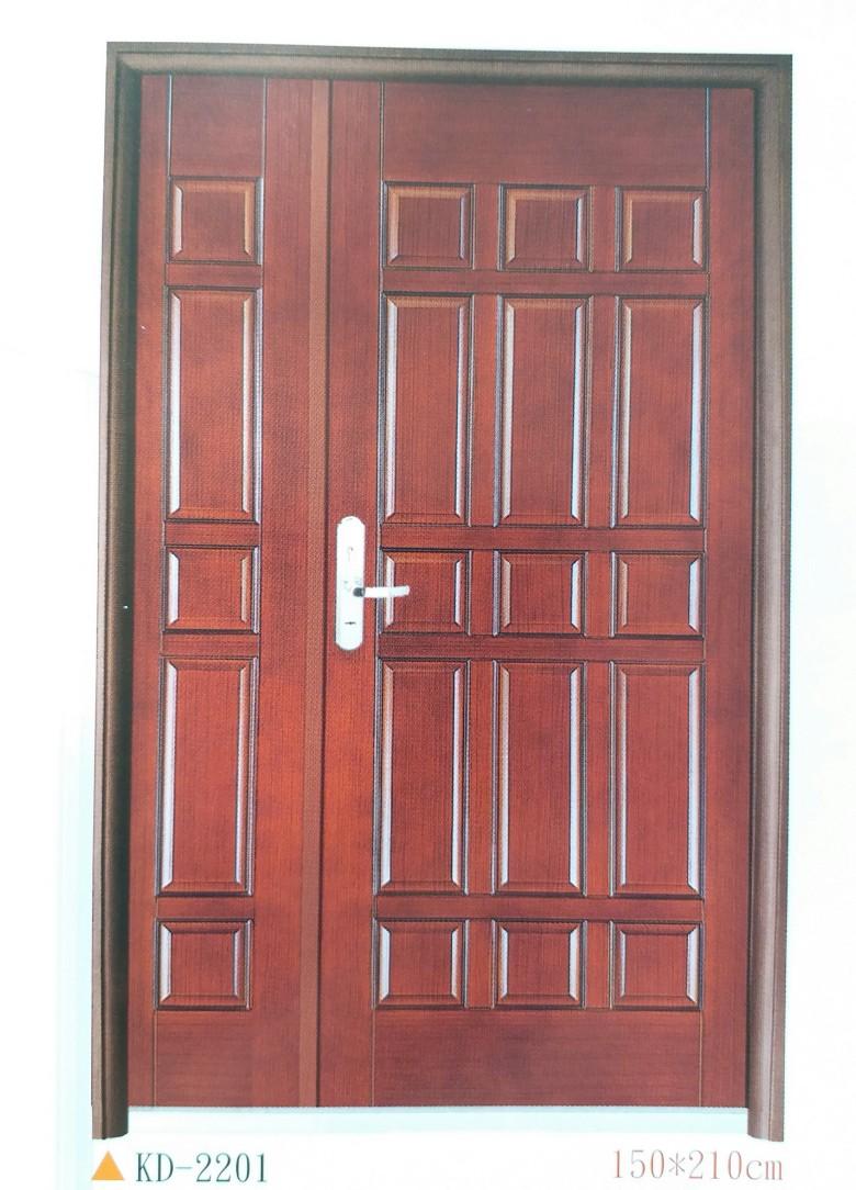 KD2201-鋼木門