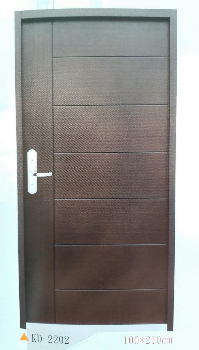KD2202-鋼木門