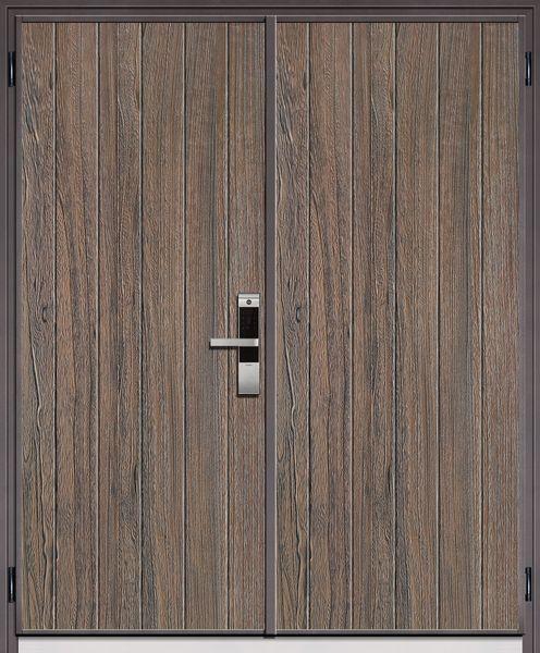 T5797風華簡約-鋼木門系列