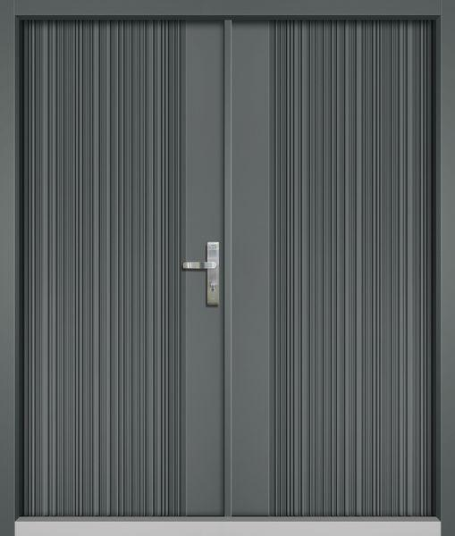 V1-96模壓弦情(封邊)-壓花門系列