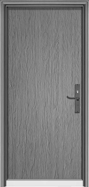 T2085風尚直紋-鑄鋁門系列