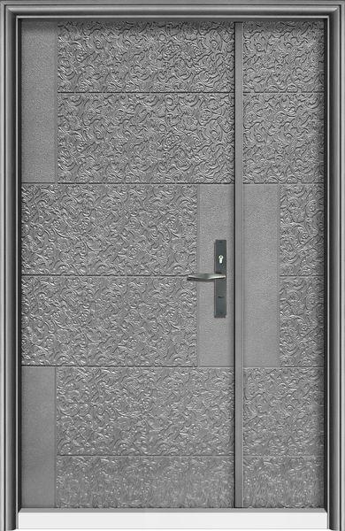 T2090麗繡-鑄鋁門系列