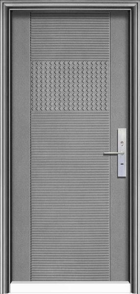 T2095狄克諾第-鑄鋁門系列