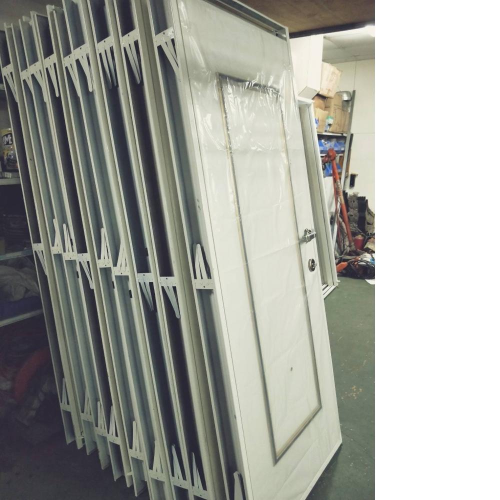 室內硫化銅門
