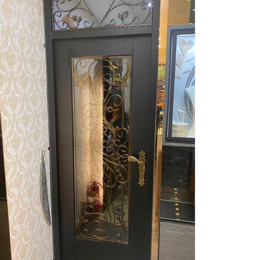 安裝室內雙玄關門