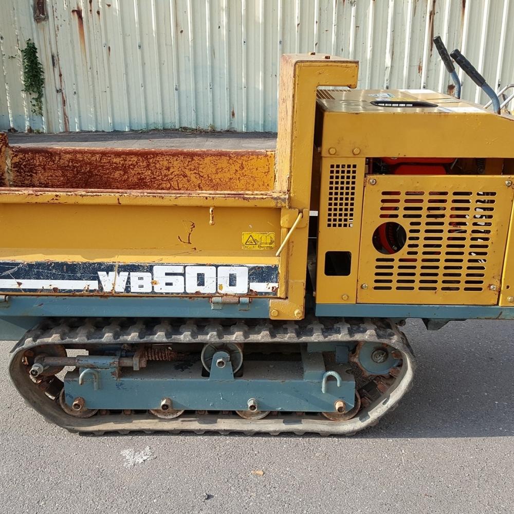 WB600 履帶搬運車
