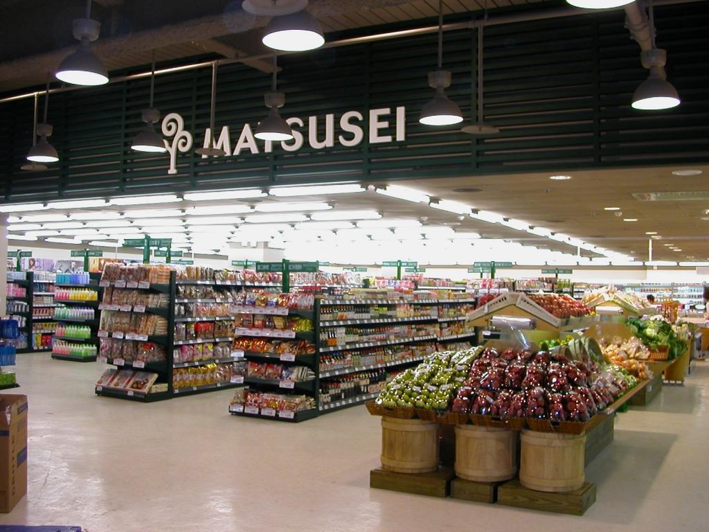 超市店-連鎖
