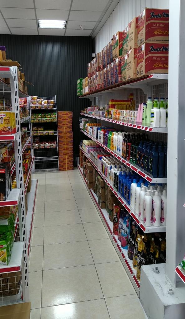 異國超市店