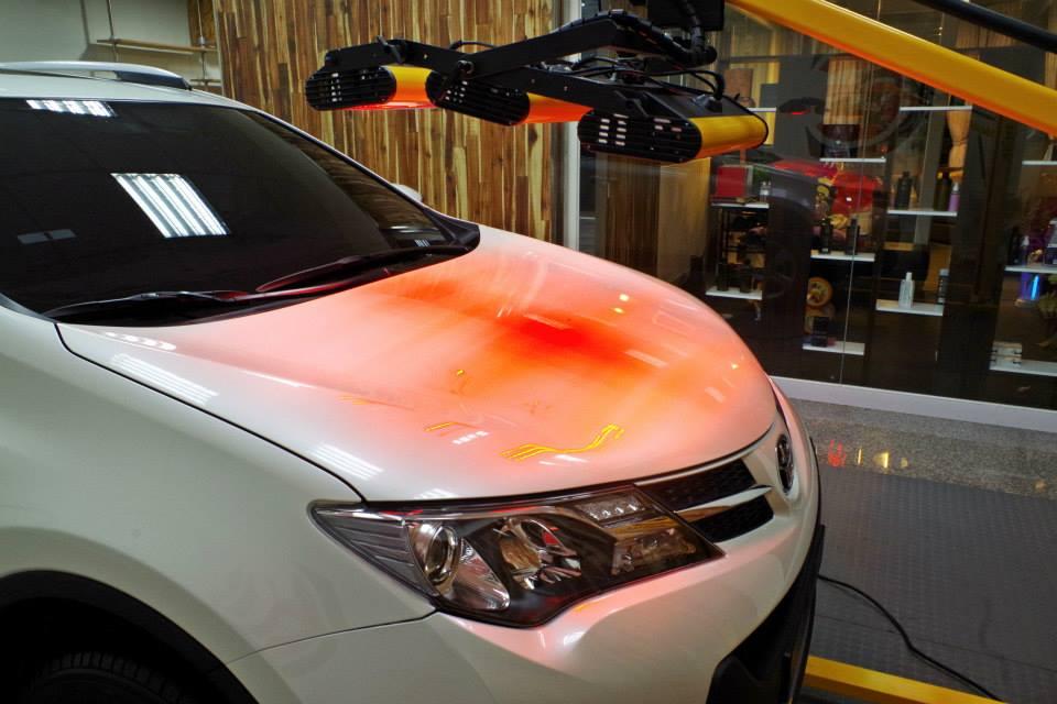 非結晶型車體鍍膜-德國奈米漆面鍍膜/短波紅外線奈米氟素漆面鍍膜/短波紅外線奈米晶鑽鍍膜/