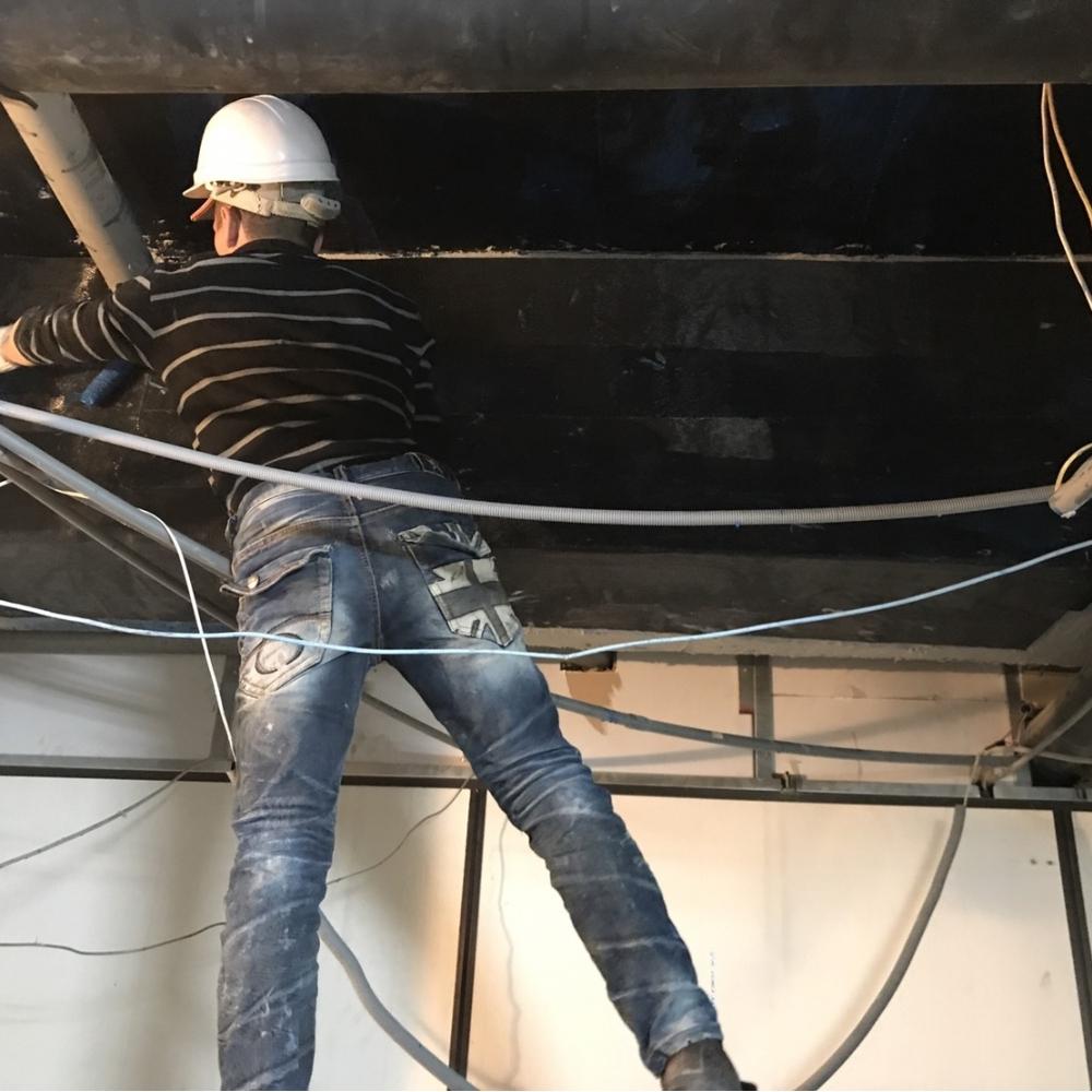 台北大安結構補強碳纖