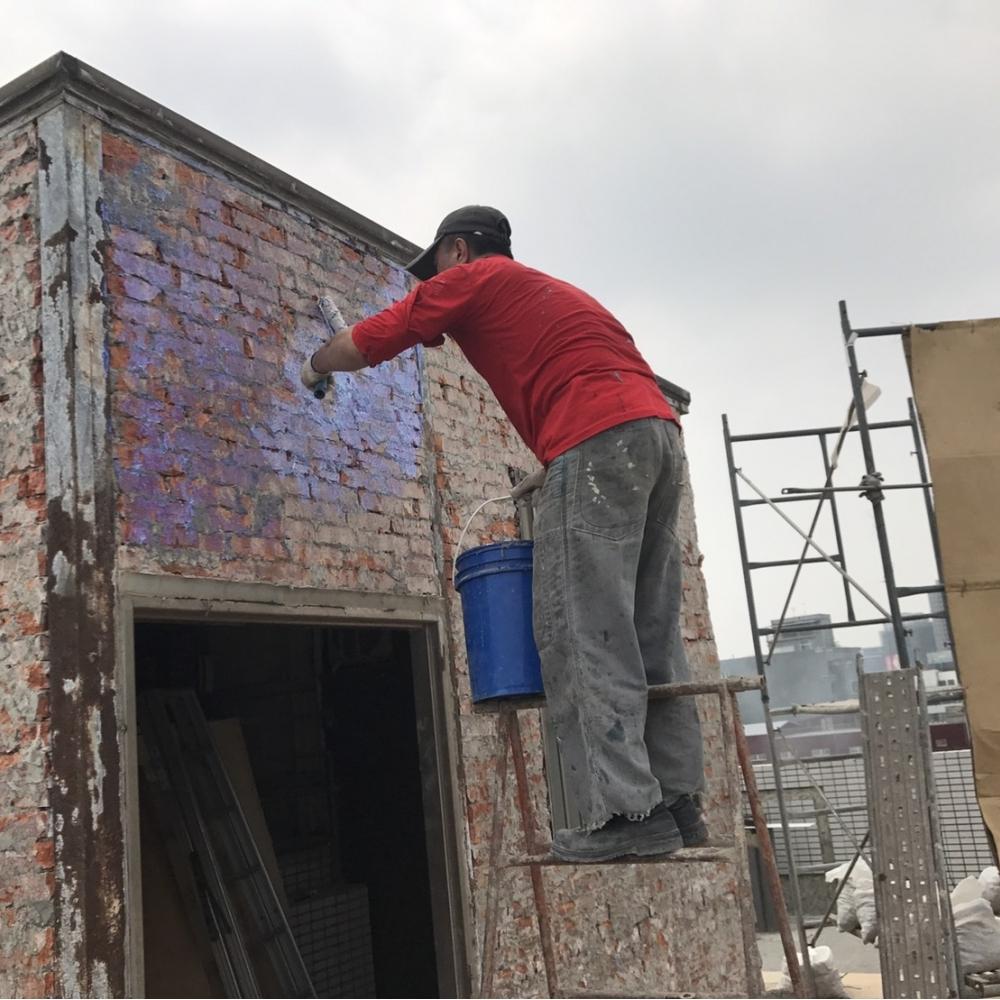 新北五股工業區_屋頂