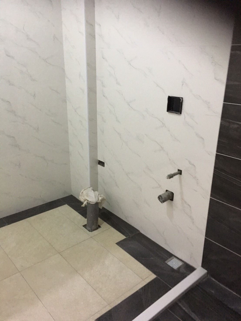 地壁磁磚工程