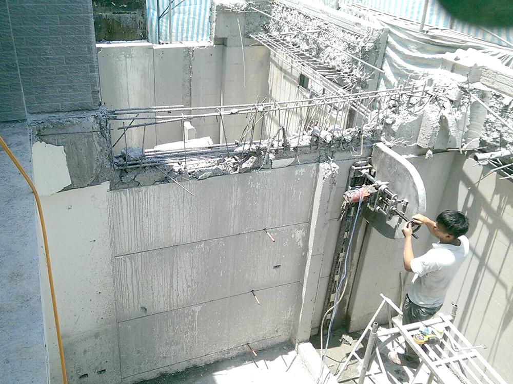 建築物拆除