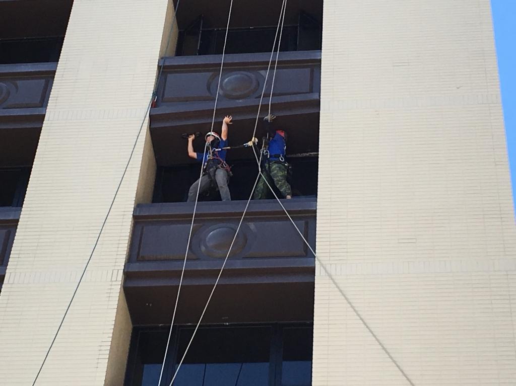 其它特殊高空繩索工程