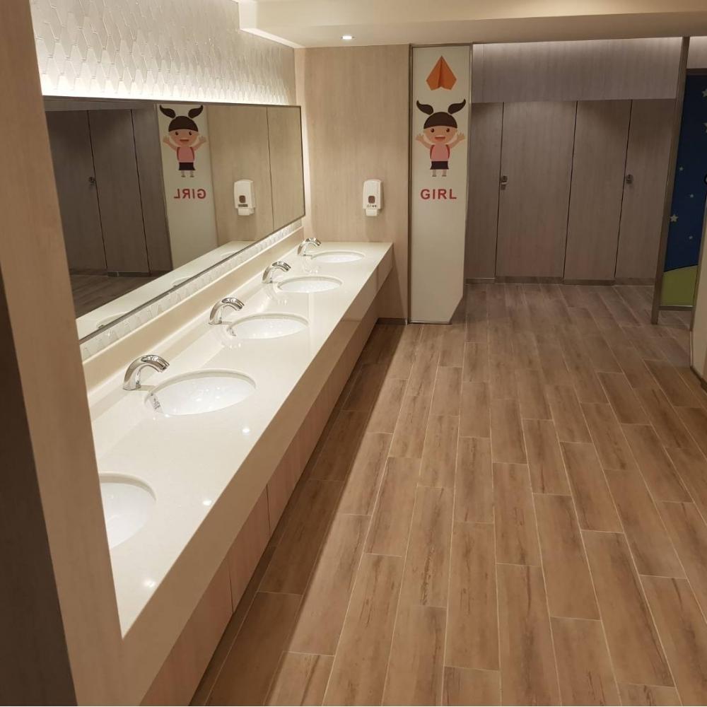 台北廁所整修