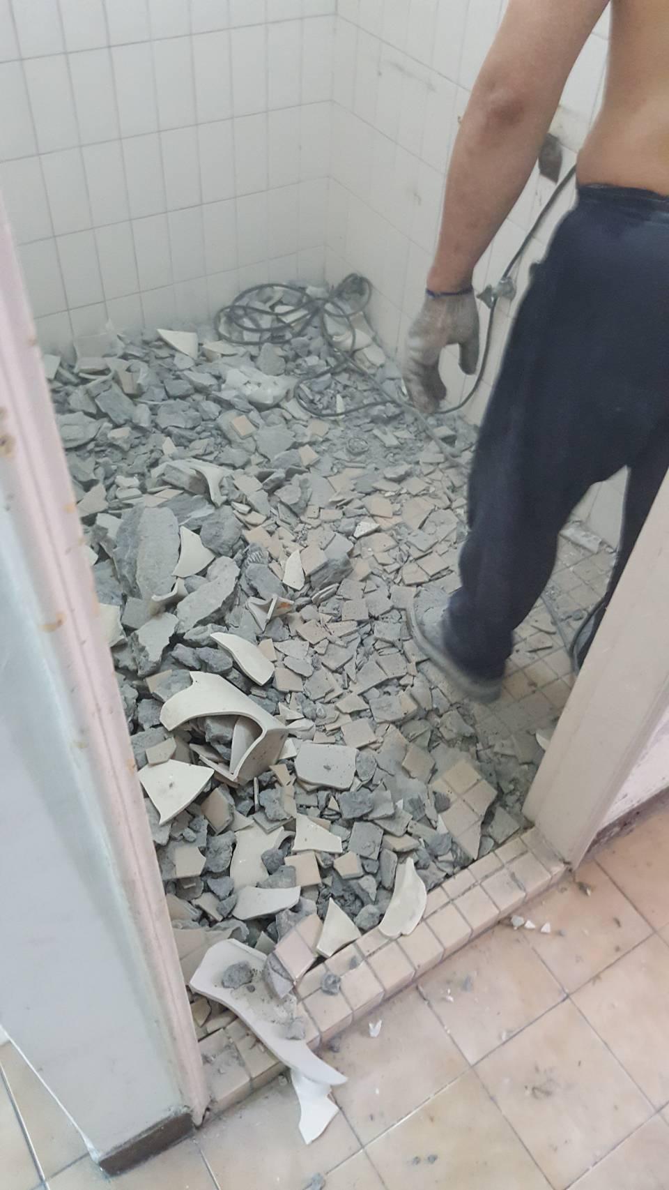台北打石工