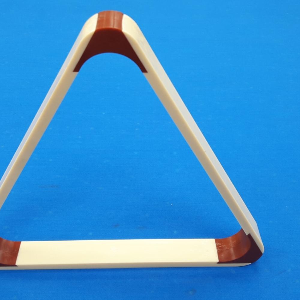 塑鋼三角框(撞球檯用