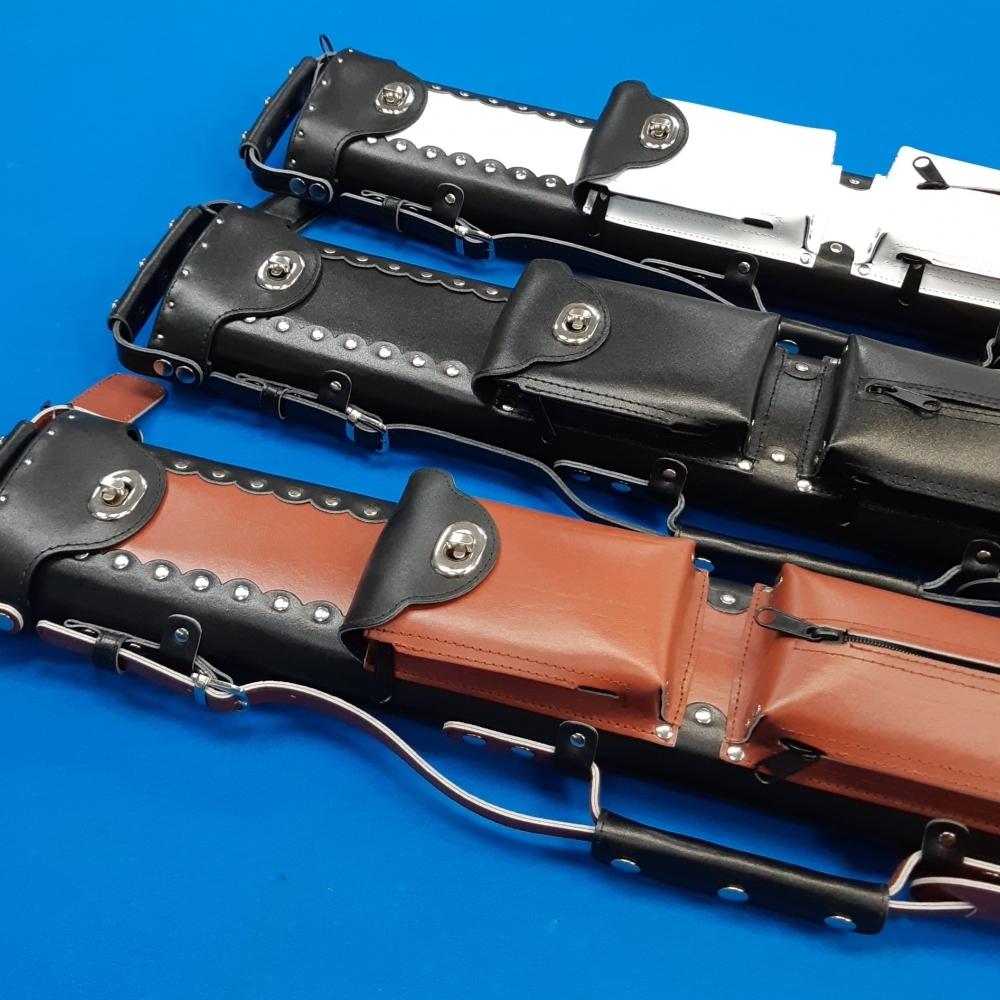 6孔球筒LC24(有三色)撞球桿提袋