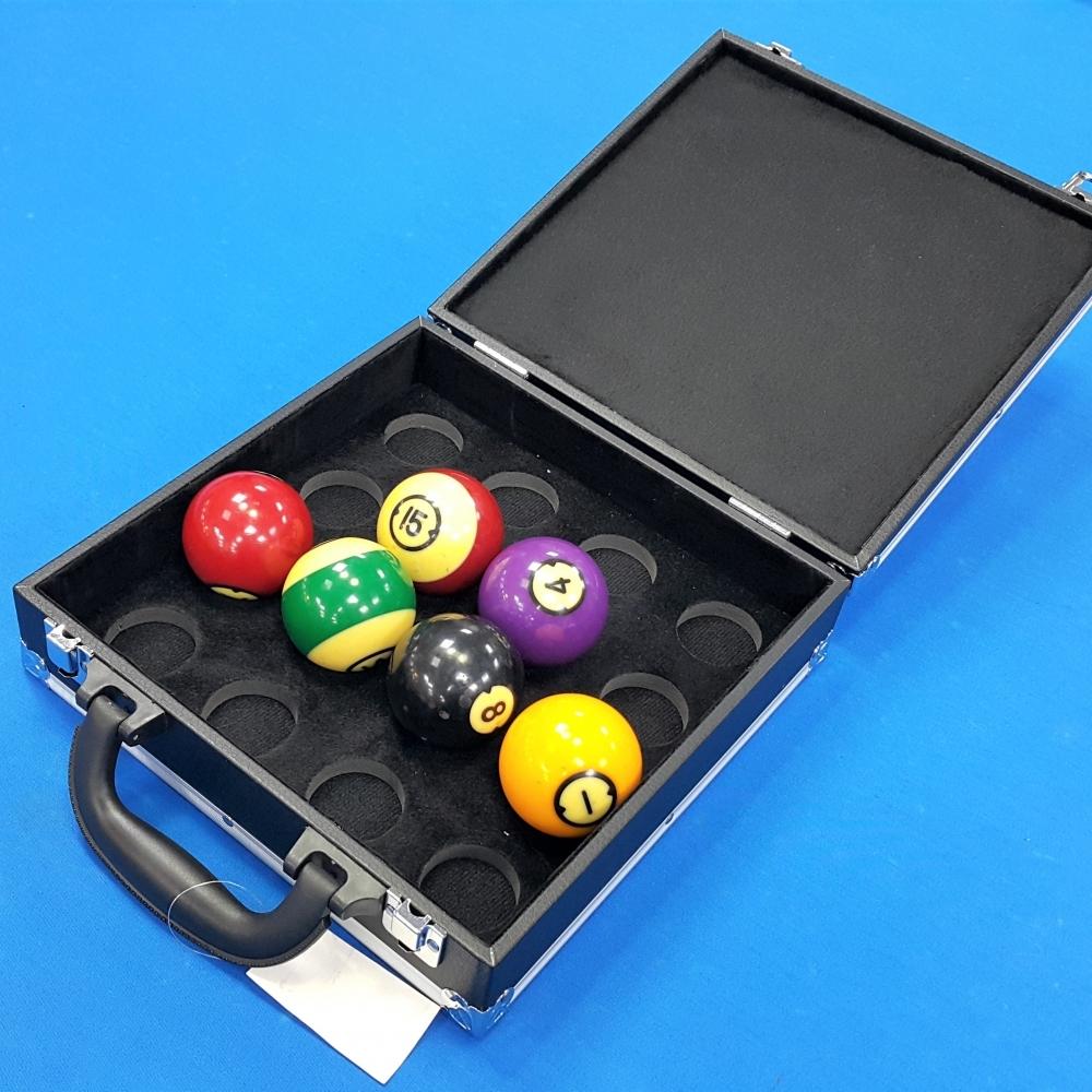 隨身手提式花式撞球盒