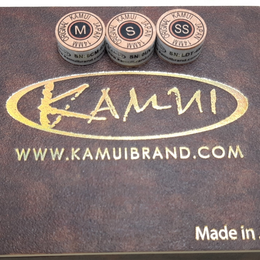 日本KAMUI咖啡皮
